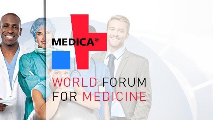 MEDICA 2019 – Dusseldorf