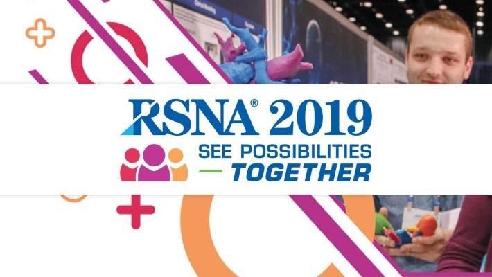 RSNA 2019 – Chicago